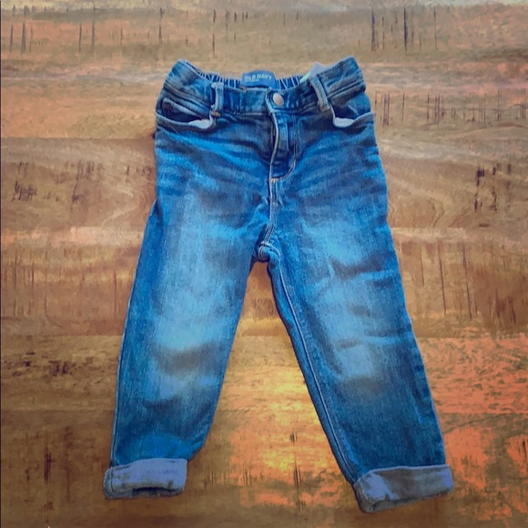 Old Navy Other - Old Navy 2T Boyfriend Jeans